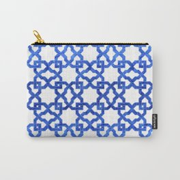 Geometric Pattern - Oriental Design rmx Carry-All Pouch