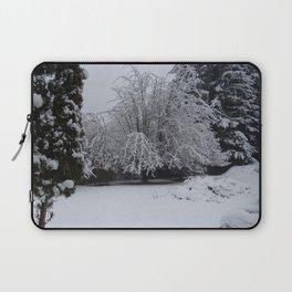 Powdered Water Laptop Sleeve