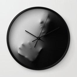 Halloween Poltergeist Wall Clock