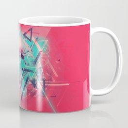 Neon Solstice Coffee Mug
