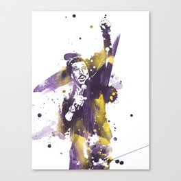 Linoel Canvas Print