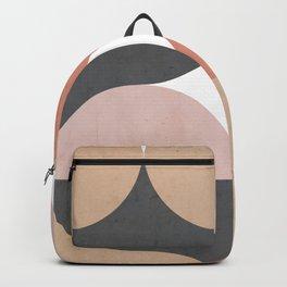 Earth Shadows Geometry Backpack