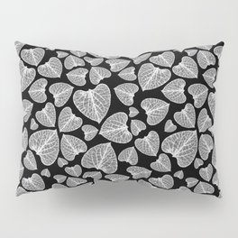 Black White Pattern Pillow Sham