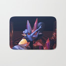 Flying To You Bath Mat