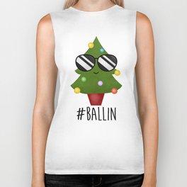 #Ballin Biker Tank
