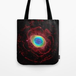 Ring Nebula Tote Bag
