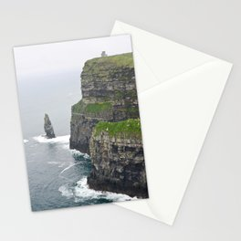 O'brien's Tower - Cliffs of Moher Stationery Cards