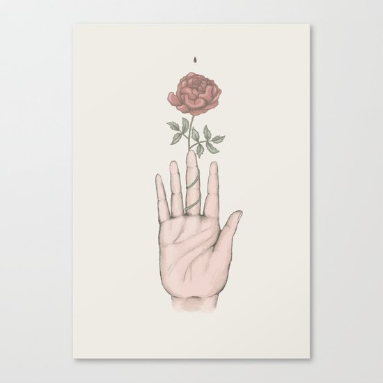 The Pact Canvas Print