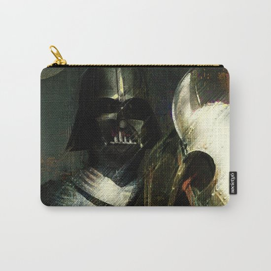 Knight Vader  Carry-All Pouch