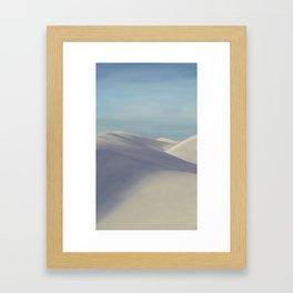 Vanish I Framed Art Print