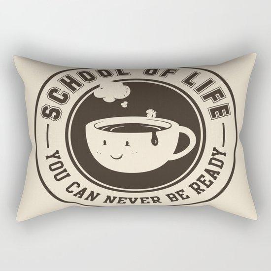 School of Life Rectangular Pillow