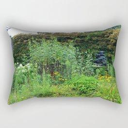 Through the Open Window Rectangular Pillow