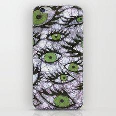 green eyes batik iPhone & iPod Skin