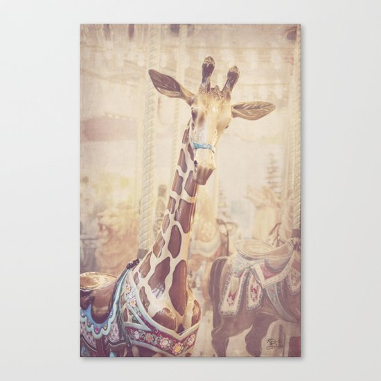 Front and Center Canvas Print