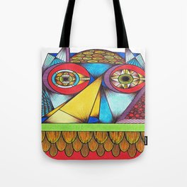 I Can See Your House From Here Tote Bag