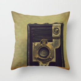 EKC 1910 Throw Pillow