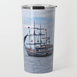 Pirate Travel Mug