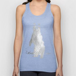 You Too Can Wear Fur! Unisex Tank Top
