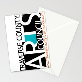 Fundraiser:  Traverse County Arts Council Stationery Cards