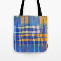 gradient Tote Bags featuring gradient by Thedevilguru