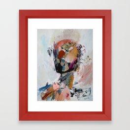 sonnet xv portrait Framed Art Print