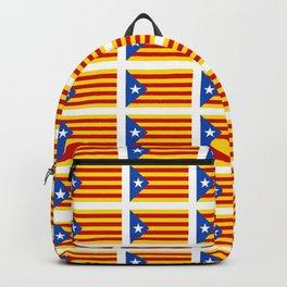 senyera catalunya 2 -catalunya,cataluna,catalonha,espanya,iberica,Barcelona, Backpack