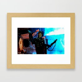THE TERMINATOR Framed Art Print