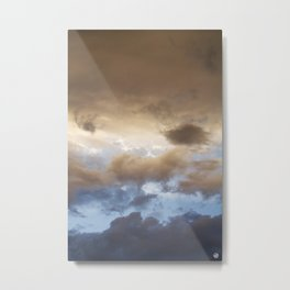 New Mexico sunset 2 (July 2014) Metal Print