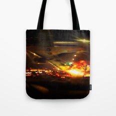 Descent Tote Bag