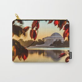 Jefferson in Autumn Carry-All Pouch