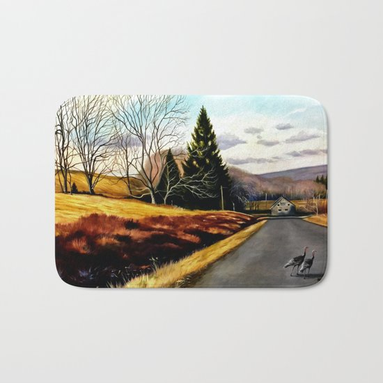 The Country Road Bath Mat