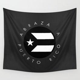 Abraza A Puerto Rico Wall Tapestry