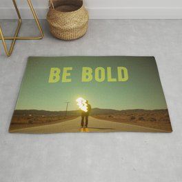H.S. BE BOLD Rug