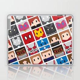 Civil War Blocks Laptop & iPad Skin