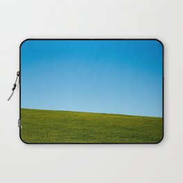 Grass and Sky Laptop Sleeve