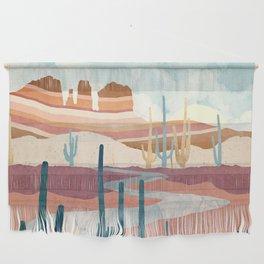 Desert Vista Wall Hanging
