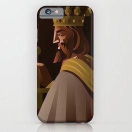 king european crusader iPhone Case