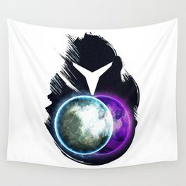 Metroid Prime 2: Echoes Wall Tapestry