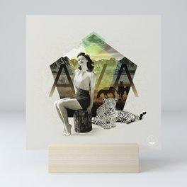 Divas: Ava Gardner. Mini Art Print