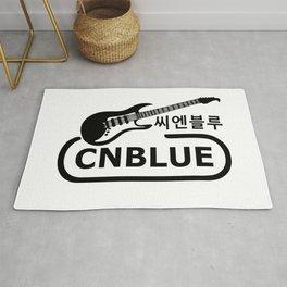 Awesome KPop Rock Band CNBLU Rug