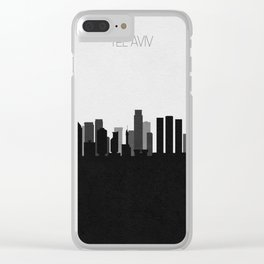 City Skylines: Tel Aviv Clear iPhone Case