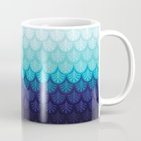 ombre Mugs featuring Arctic Ombre! by TotalBabyCakes