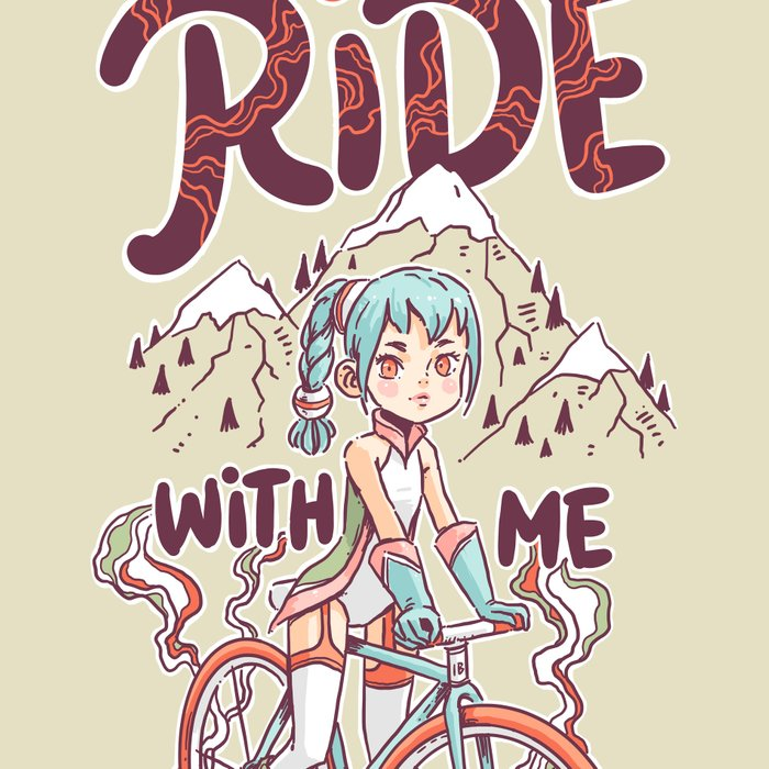 Ride With Me Leggings