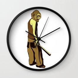 Future Destroyer Wall Clock