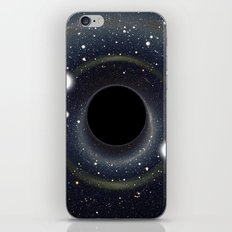 Blackhole iPhone & iPod Skin