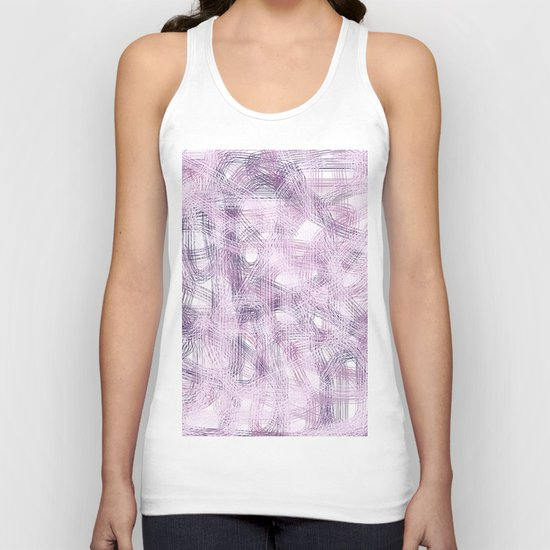 Abstract 376 Unisex Tank Top
