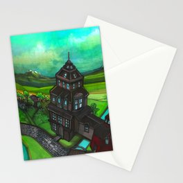 Terra Magica Stationery Cards