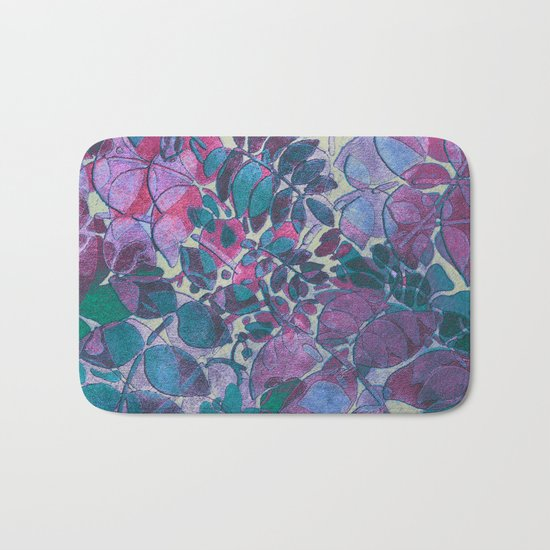 Love of Leaves 2 Bath Mat