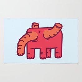 Elephant no.1 Rug