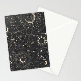 Mystic patterns Stationery Cards